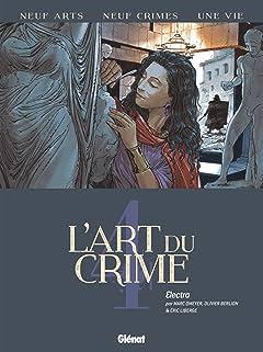 L'art du crime Tome 4: Electra