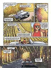 Le sang de la vigne Vol. 3: Sous la robe de Margaux