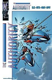 The Authority (1999-2002) #5