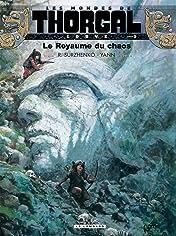 Louve Vol. 3: Le Royaume du chaos