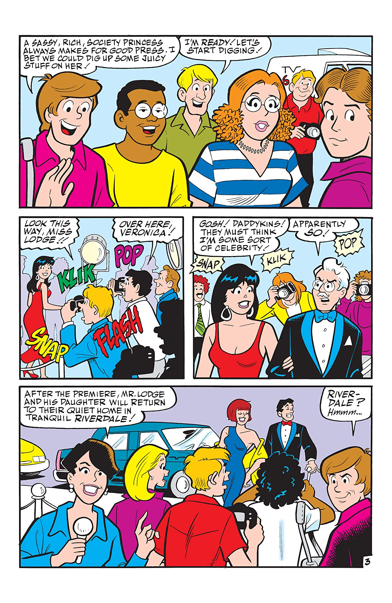 Betty & Veronica #239