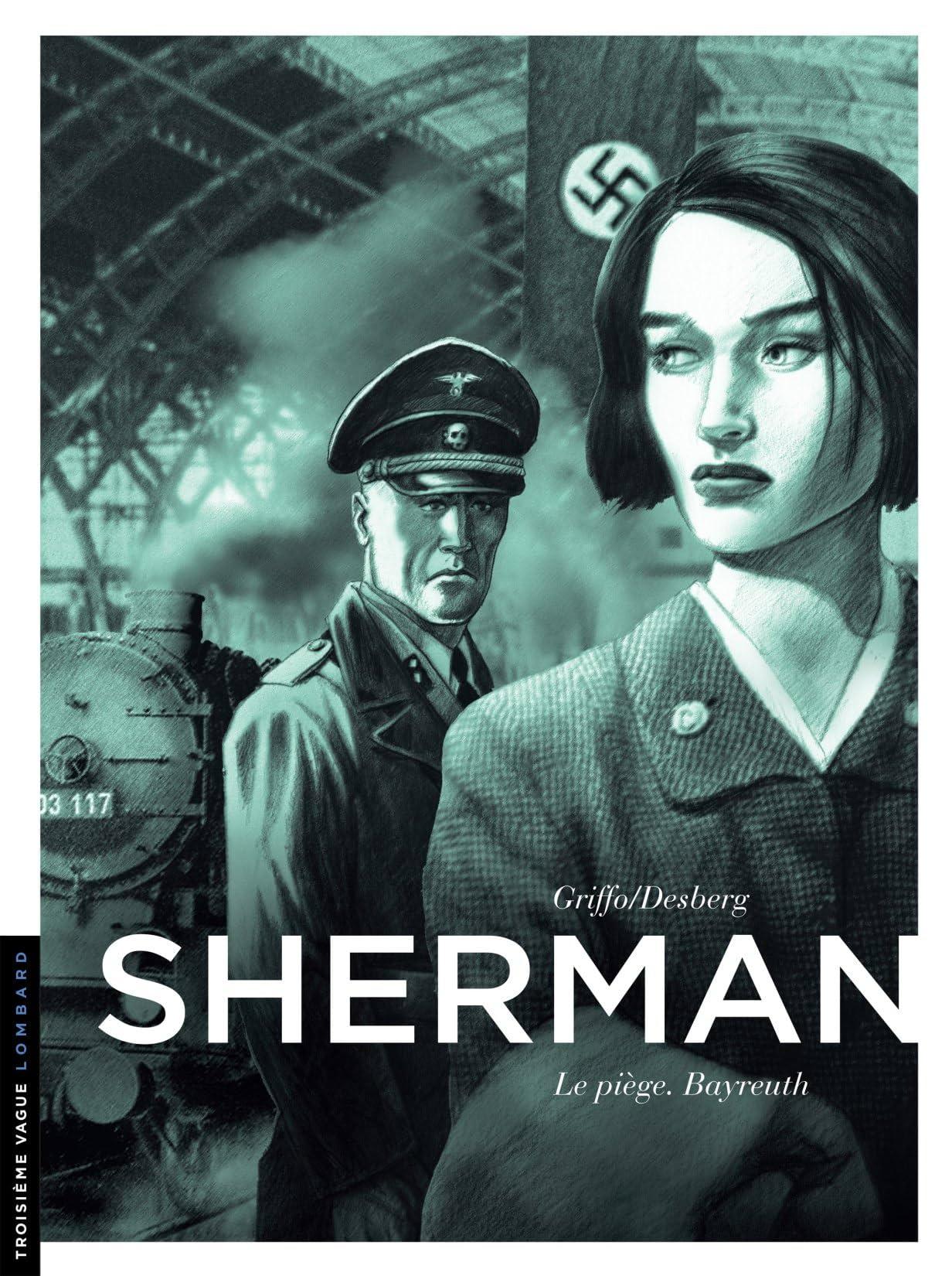 Sherman Vol. 4: Le piège. Bayreuth