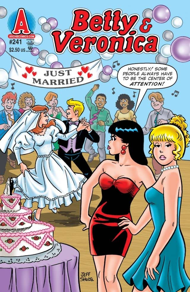 Betty & Veronica #241