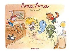 Ana Ana Tome 1: Douce nuit
