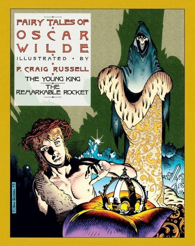 Fairy Tales of Oscar Wilde Vol. 2