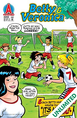 Betty & Veronica #243