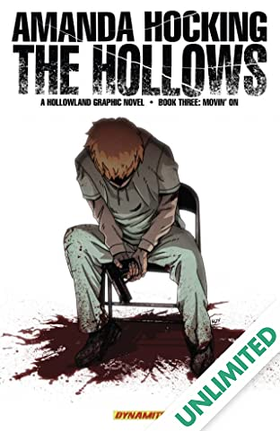 Amanda Hocking's The Hollows: A Hollowland Graphic Novel Part 3 (of 10)