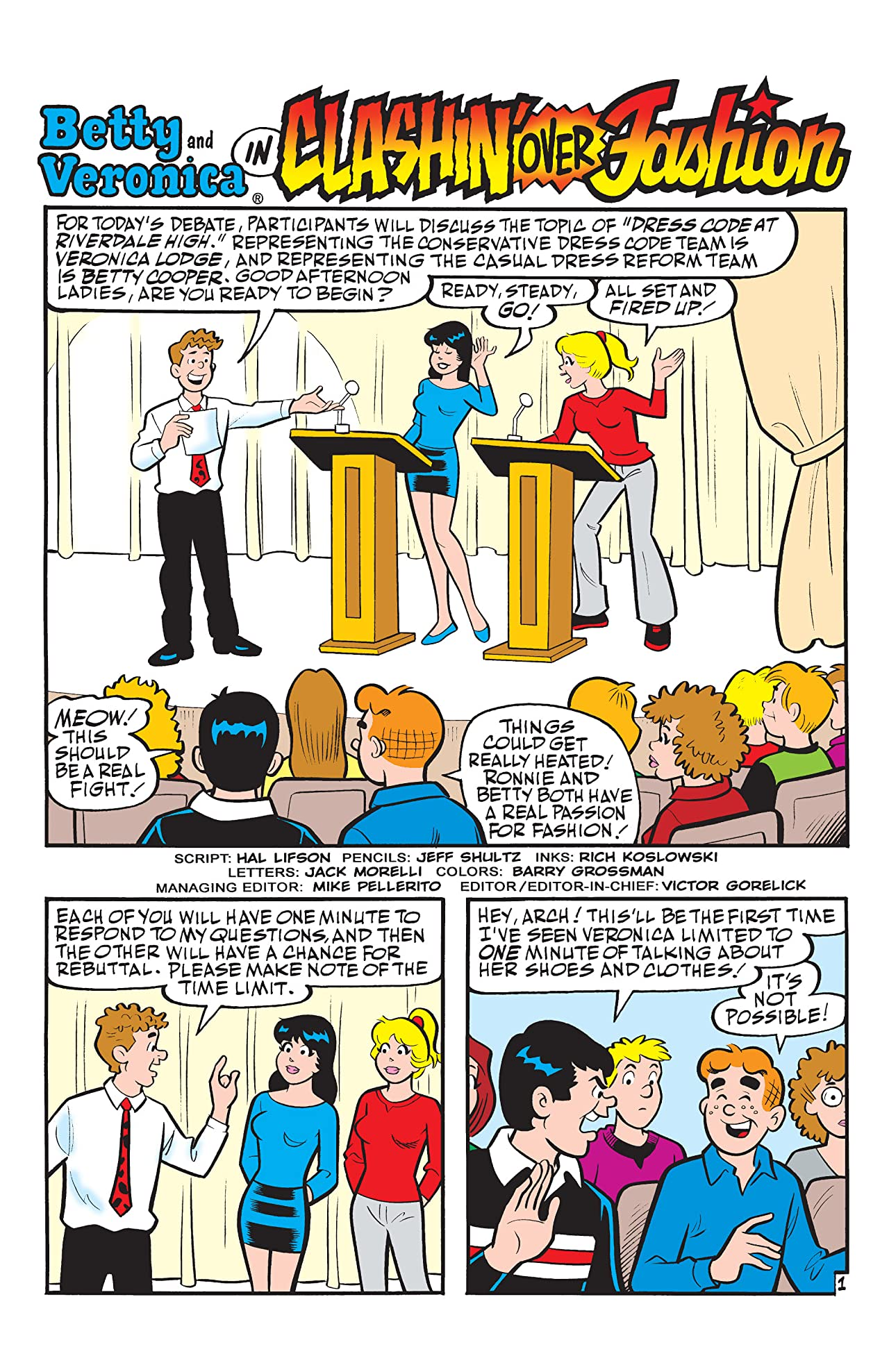 Betty & Veronica #246