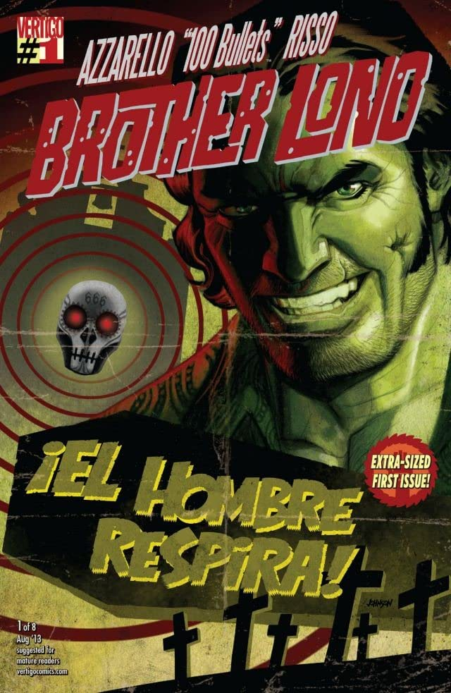 100 Bullets: Brother Lono #1 (of 8)
