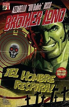 100 Bullets: Brother Lono No.1 (sur 8)