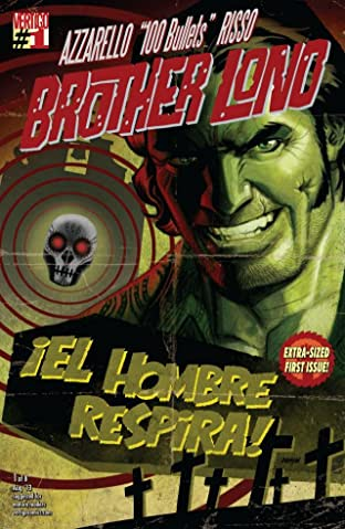 100 Bullets: Brother Lono No.1 (sur 8)