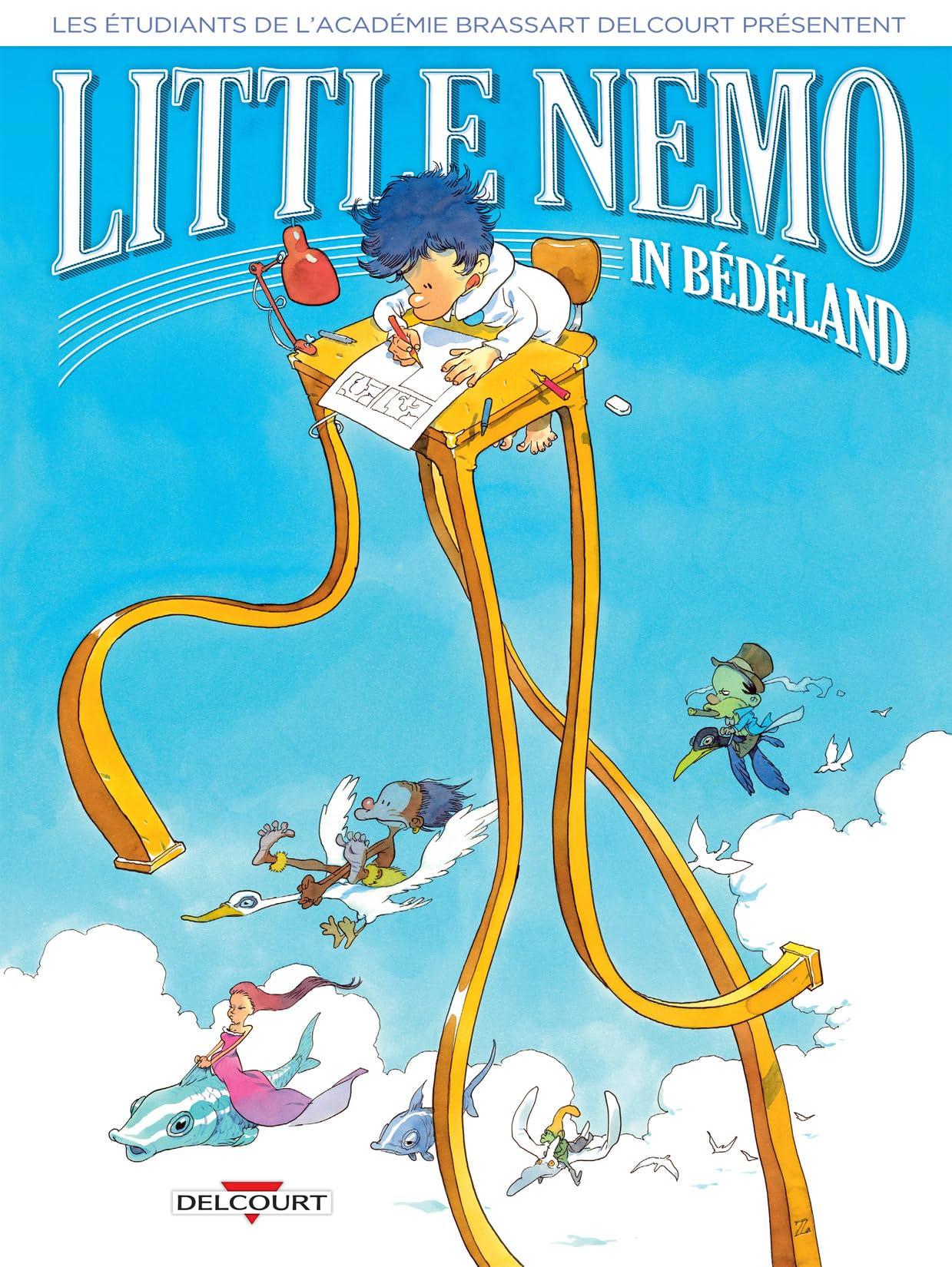 Little Nemo in Bédéland