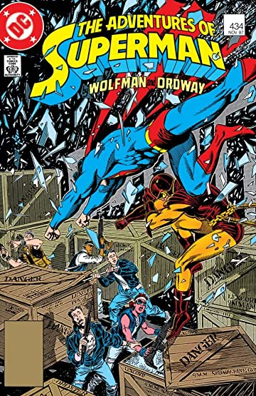 Adventures of Superman (1986-2006) #434