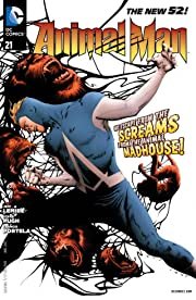 Animal Man (2011-2014) #21