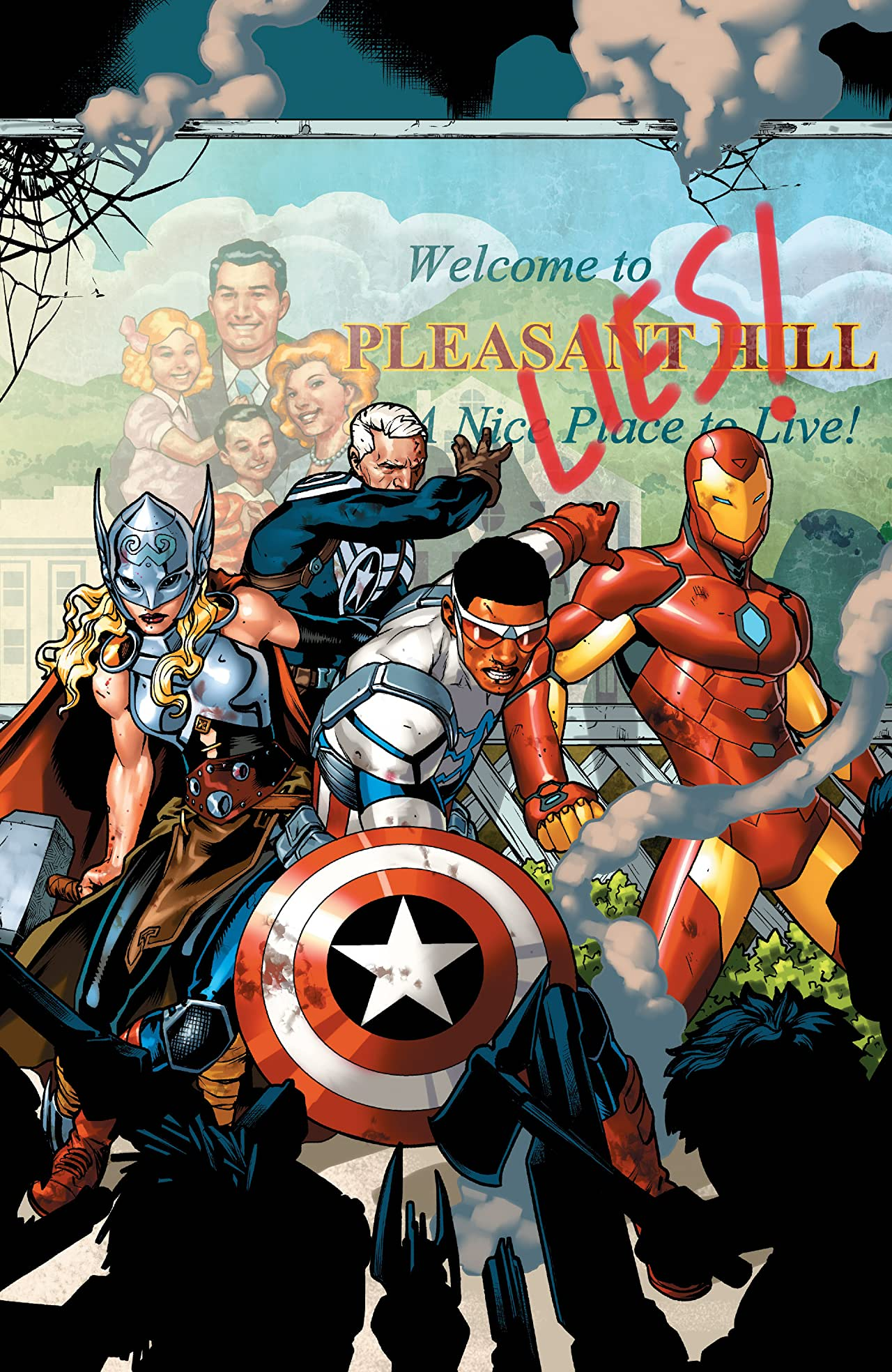 Captain America: Sam Wilson Vol. 2: Standoff
