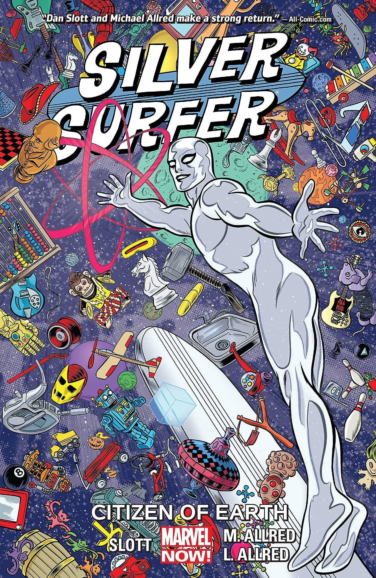 Silver Surfer Vol. 4: Citizen of Earth