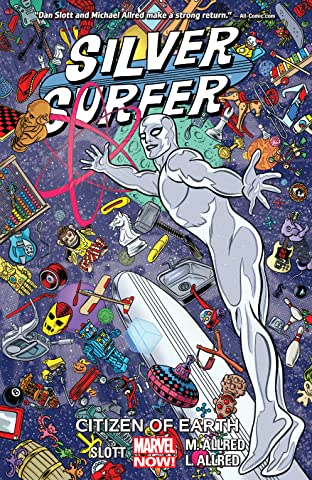 Silver Surfer Tome 4: Citizen of Earth