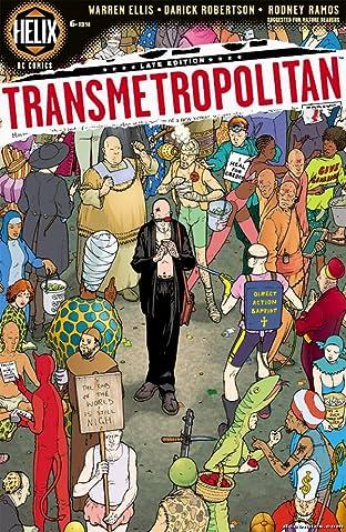 Transmetropolitan #6