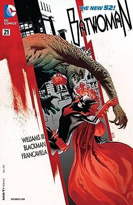 Batwoman (2011-2015) #21