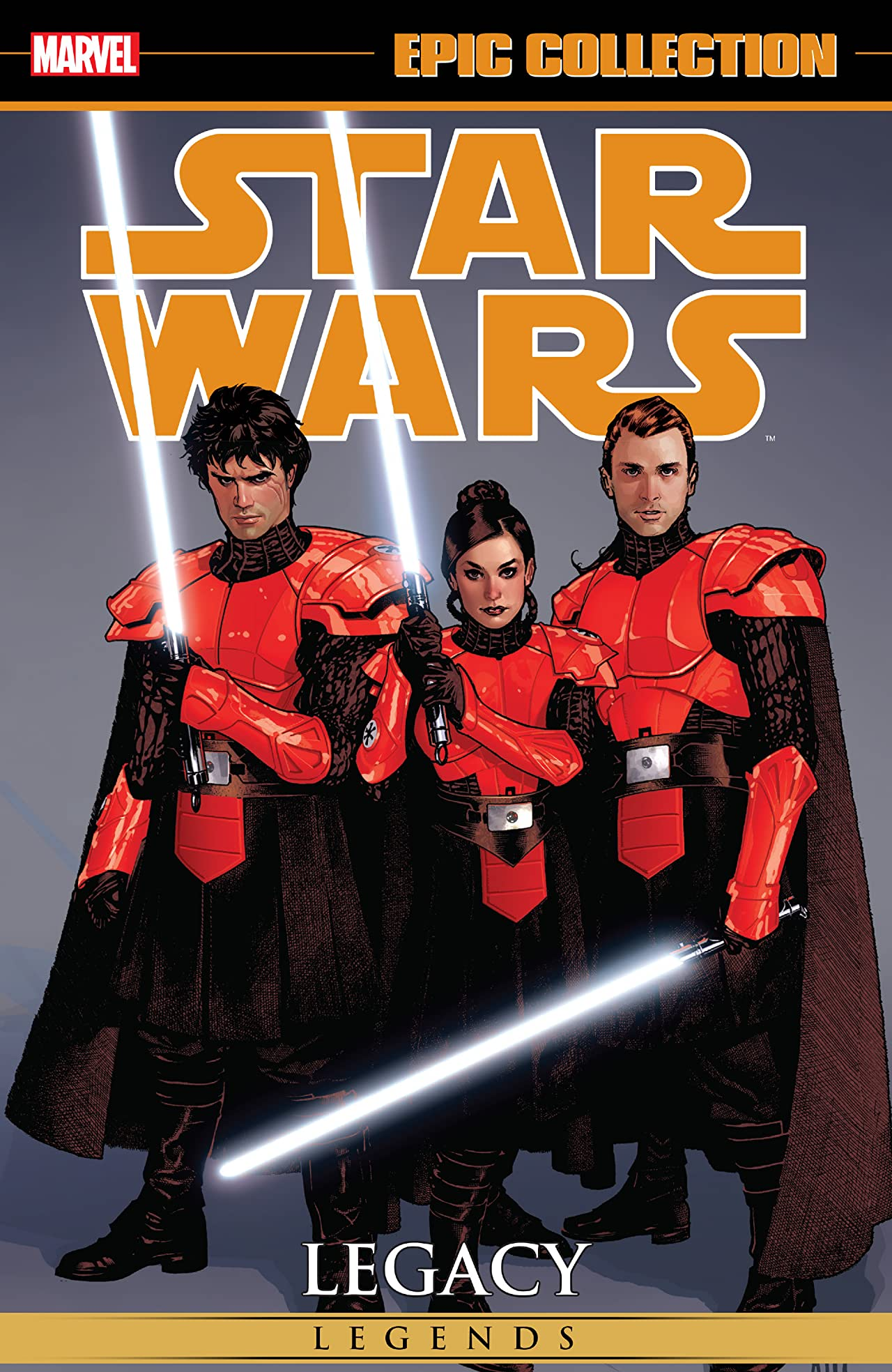 Star Wars Legends Epic Collection: Legacy Tome 1