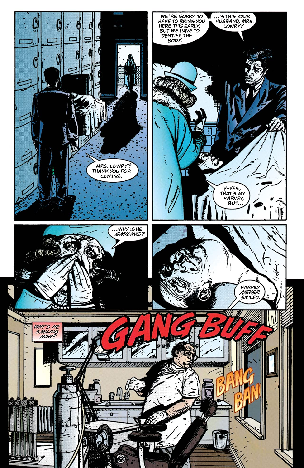 Gangland (1998) #3 (of 4)