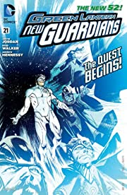 Green Lantern: New Guardians (2011-2015) #21