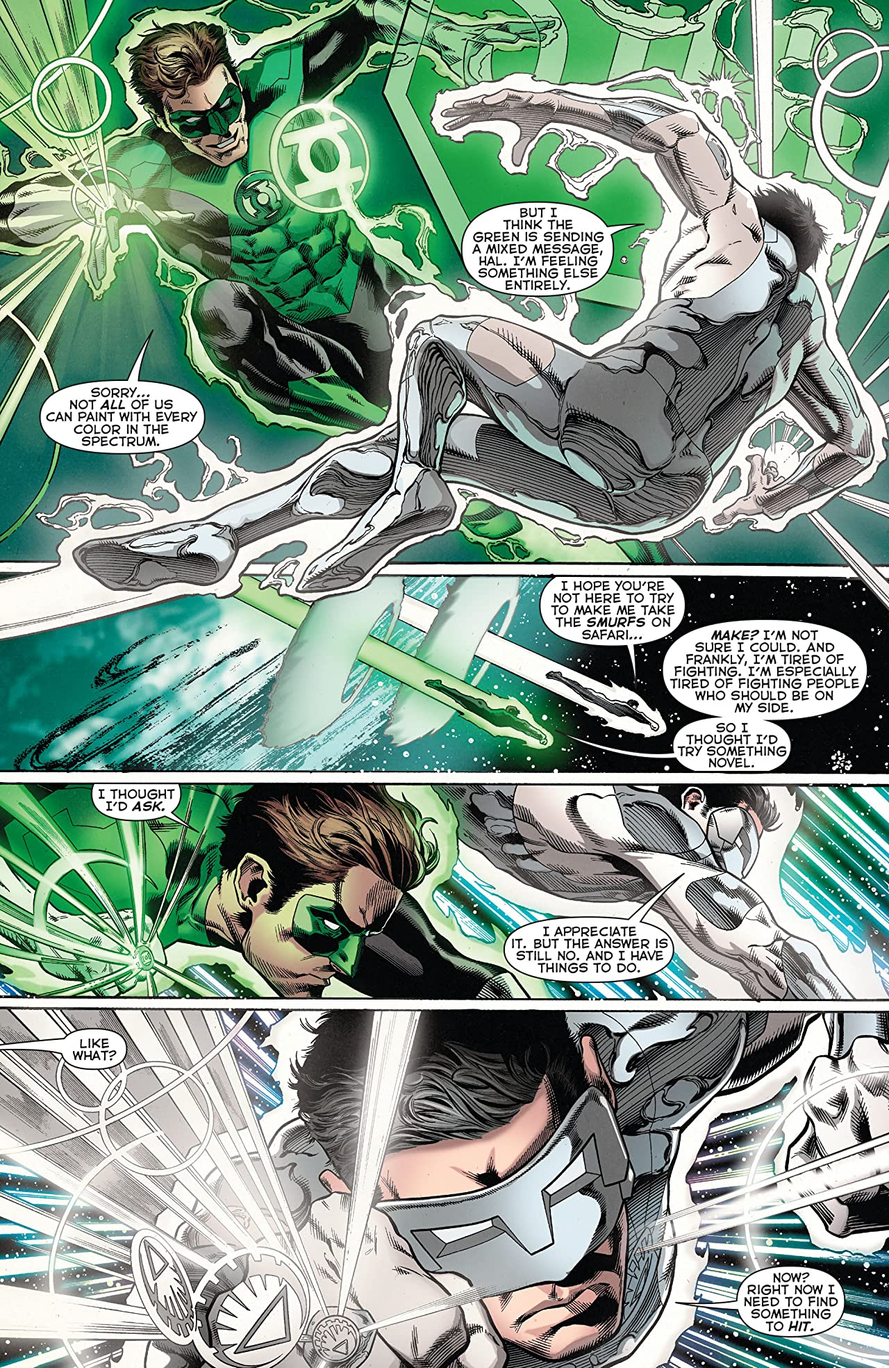 Green Lantern: New Guardians (2011-2015) #21