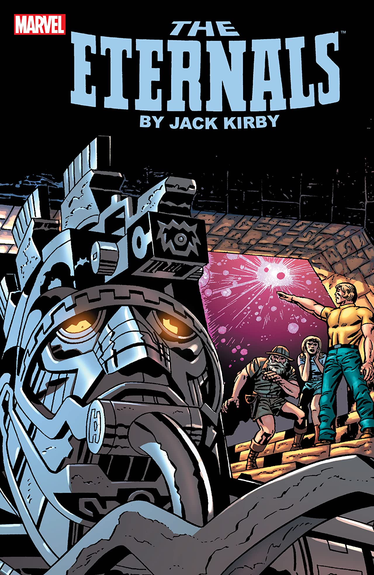Eternals by Jack Kirby Vol. 1