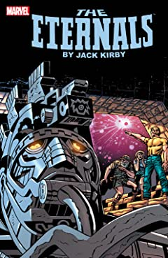Eternals by Jack Kirby Vol. 1
