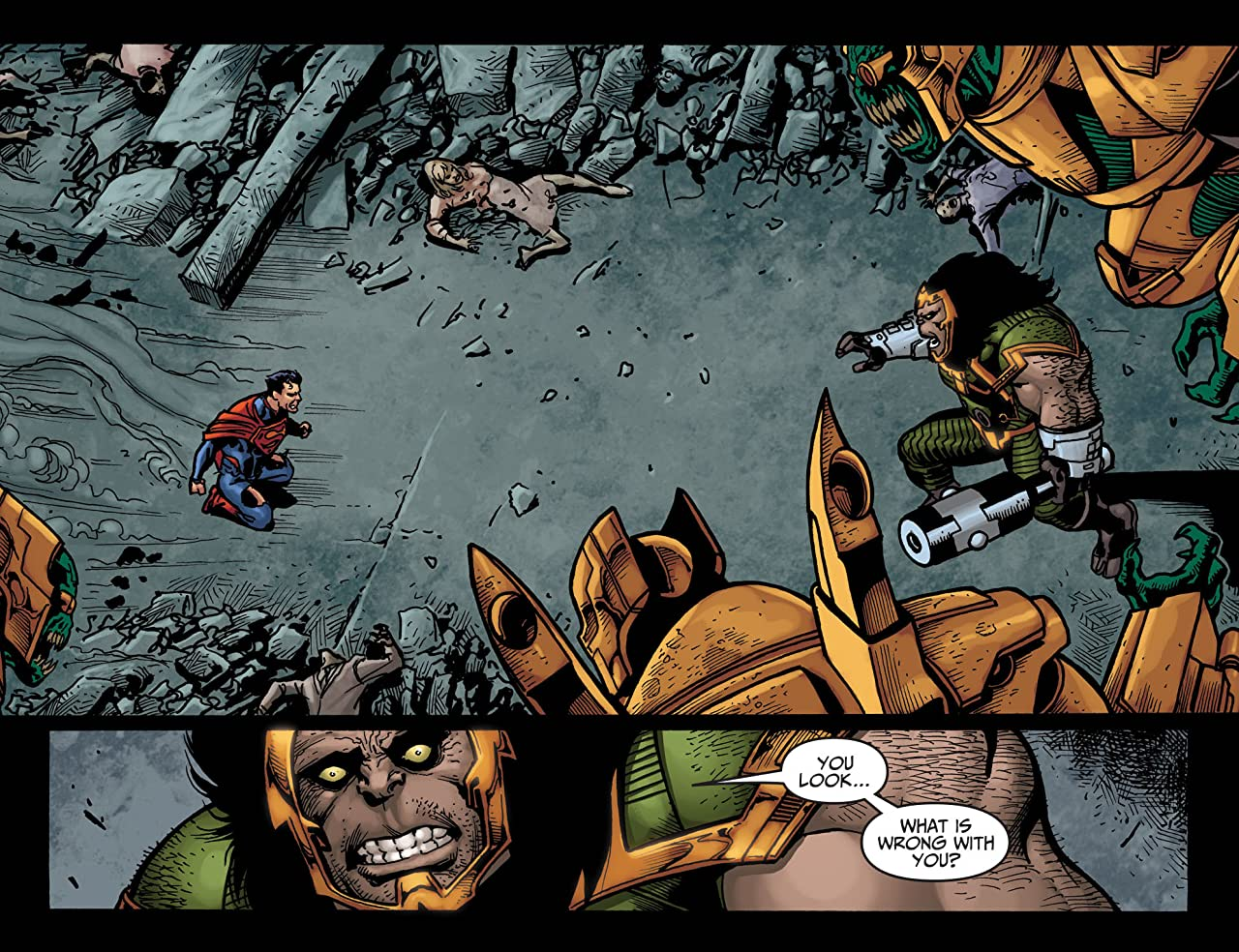 Injustice: Gods Among Us (2013) #23