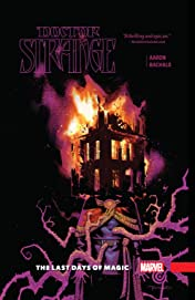 Doctor Strange Vol. 2: The Last Days of Magic