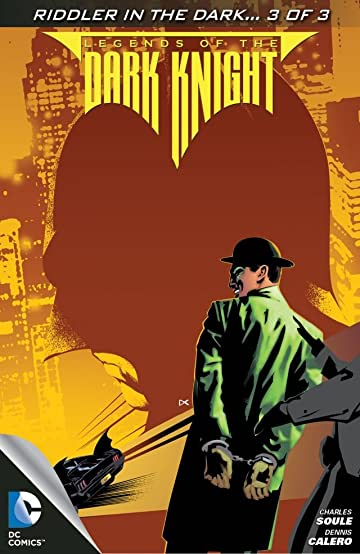 Legends of the Dark Knight (2012-2015) #55