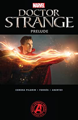 Marvel's Doctor Strange Prelude