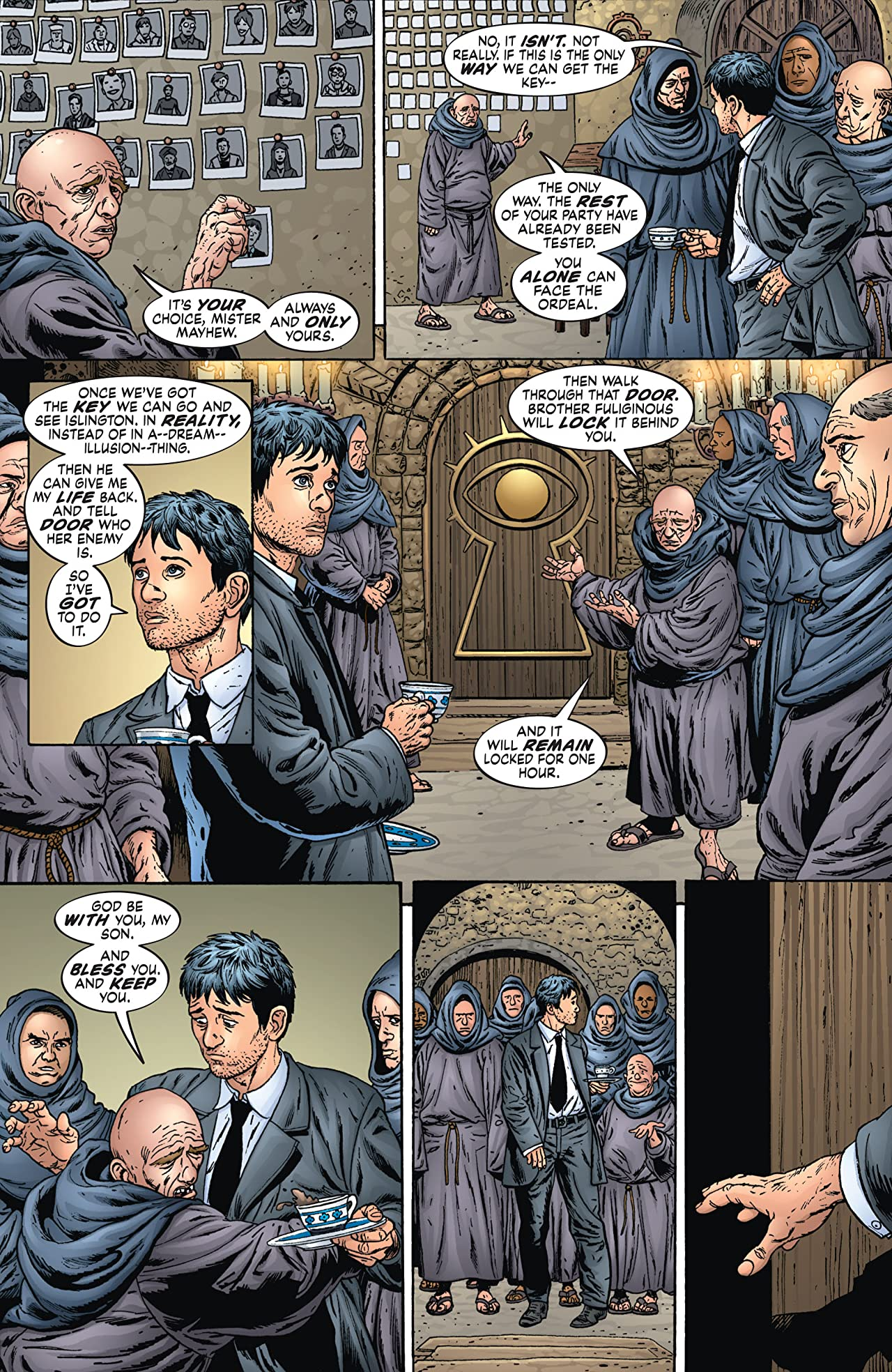Neil Gaiman's Neverwhere #7 (of 9)