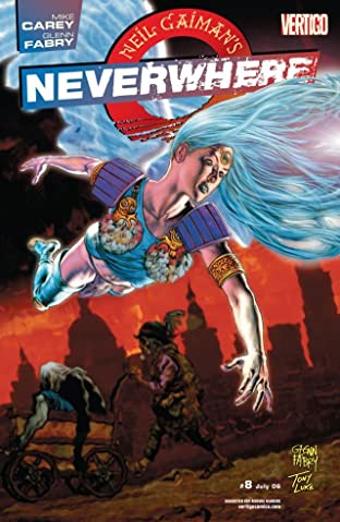 Neil Gaiman's Neverwhere #8 (of 9)