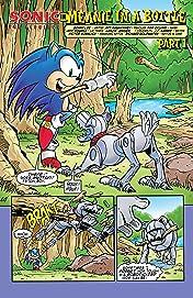 Sonic The Hedgehog #115