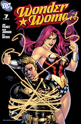 Wonder Woman (2006-2011) #7