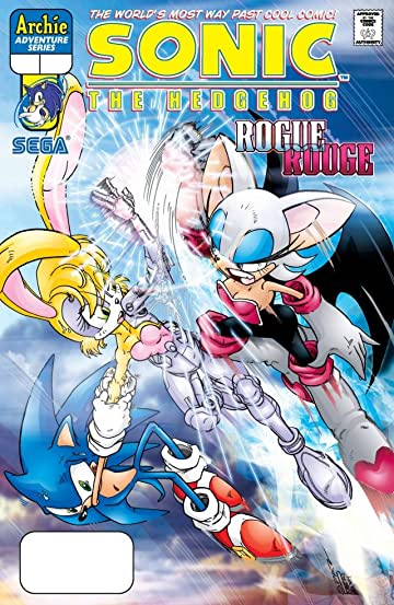 Sonic the Hedgehog #116