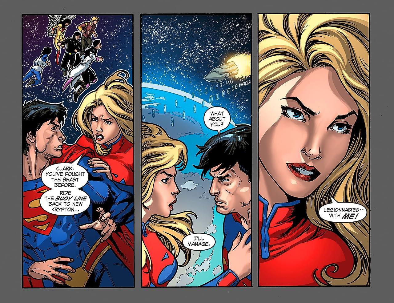 Smallville: Season 11 #52