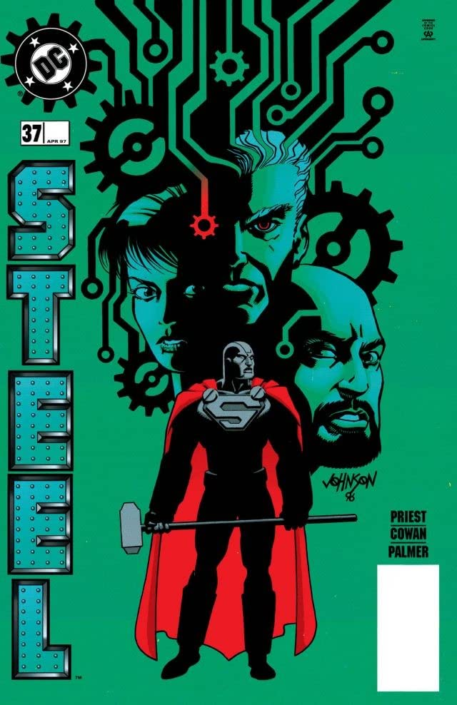 Steel (1994-1998) #37