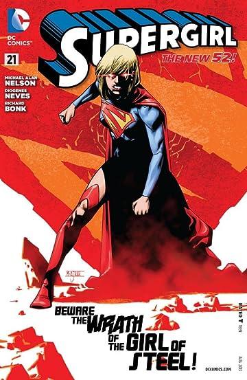 Supergirl (2011-2015) #21