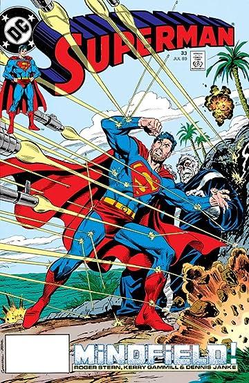 Superman (1987-2006) #33