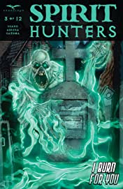 Spirit Hunters #3 (of 12)