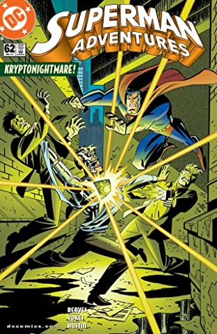 Superman Adventures (1996-2002) #62
