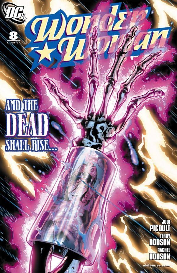 Wonder Woman (2006-2011) #8