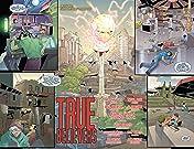 Eternals (2008-2009) Annual #1