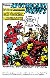 Iron Man (1968-1996) #252