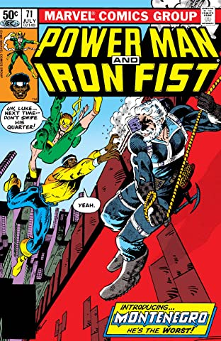 Power Man and Iron Fist (1978-1986) No.71