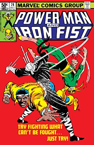 Power Man and Iron Fist (1978-1986) No.74