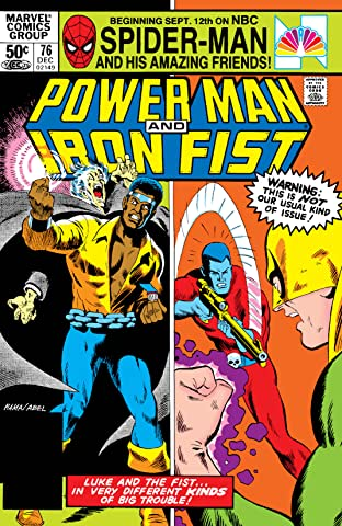 Power Man and Iron Fist (1978-1986) No.76